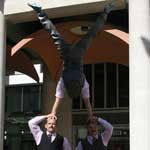 The Acro-Chaps - City Slickers - Handstand on Heads