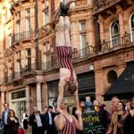 The Acro-Chaps - Victorian Strongmen - Hand to Hand